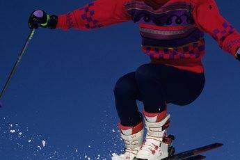 Skills Necessary for Ski Jumping
