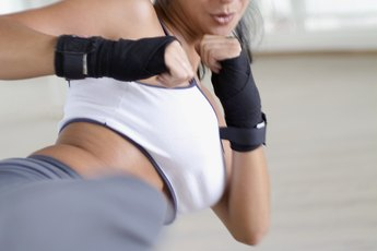 Kickboxing Muscle Workouts