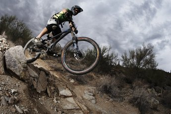 How to Ride a Mountain Bike for Cardio and Fat Burning