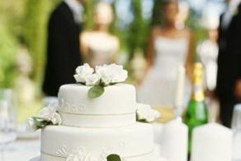 The groom's parents can share the cost of the wedding.