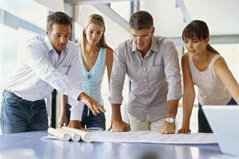 Teamwork is a hallmark of cooperative workplaces.