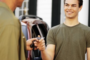Can a Friend Co-Sign on a Car Loan?