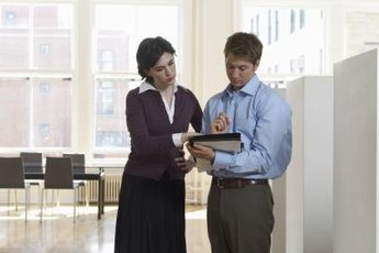 Clear communication between supervisors and staff members keeps everyone moving forward.