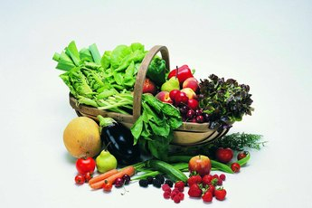 Healthy Fruit & Vegetable List