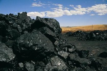 You may wish to buy shares of a company that mines minerals, such as coal.