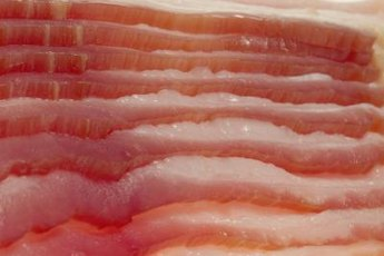Turkey bacon has some phosphorus, but it is also loaded with sodium.
