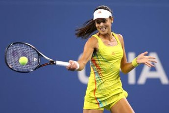 Many top tennis players build their game around a powerful forehand.