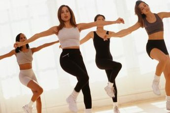 Aerobic exercise torches calores and boosts heart health.
