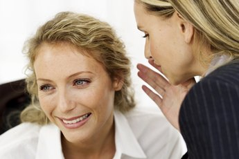 Controlling Workplace Gossip & Bullies