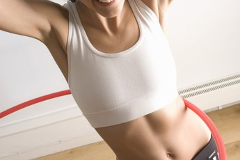 Does the Sports Hula Hoop Help Flatten Your Belly?