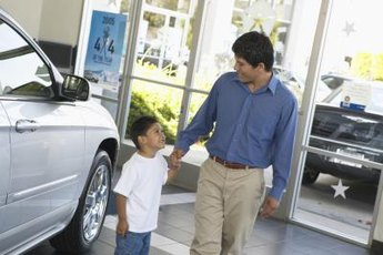 Check out your trade-in value before going to the dealership.