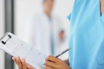 Nurses must meet certain educational requirements.