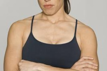 Chest exercises can help you prevent muscle imbalances and lift your breasts.
