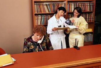 Patient service reps must possess excellent communication skills, as they often deal with the public.