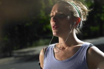Boost your metabolism and get the sweat pouring with high intensity cardio and strength training.