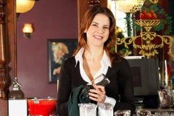 Bar backing can be an apprenticeship for aspiring bartenders.