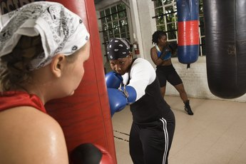Heavy Bag Workout for Abs