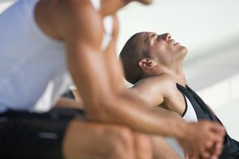 Lactic-acid buildup can cause fatigue and muscle aches.