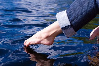Aquatic Exercise for Ankles
