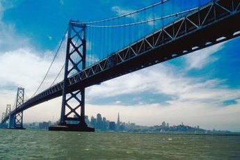 Money from general obligation bonds may finance the building of a bridge.