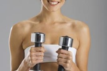 Use dumbbells to get in your best shape ever.