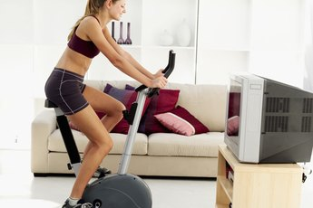 Stationary Bike Routines