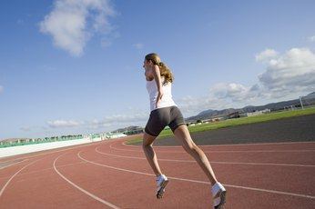 Running Track Surface Materials