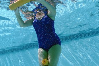 Examples for Aquatic Exercises for the Upper Extremities