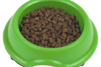The smells get your dog running in for this homemade kibble.