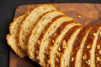 That multi-grain bread could be mostly white flour.