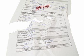 What to Do When Your Mortgage Is Rejected