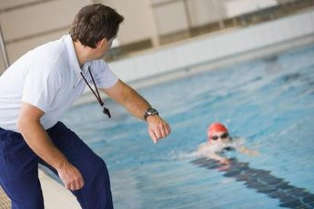 USA Swimming coaches are trained in safety.