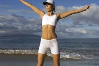 Stretching your chest can alleviate tension.