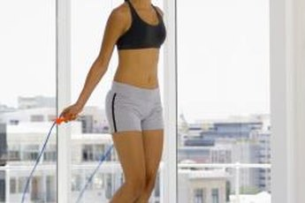 Jumping rope is highly customizable to your target areas.