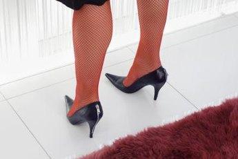 High heels ravage your poor calf muscles.