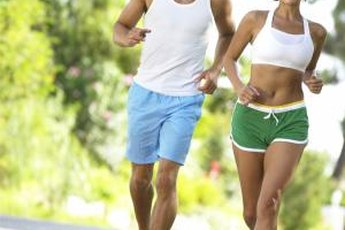 Running improves your respiratory system and makes you healthier.