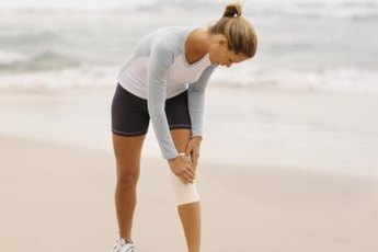 Bad knees can get better with the right exercise and treatment.