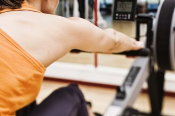 What Part of the Body Does a Rowing Machine Target?