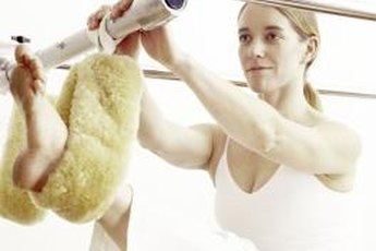 Pilates machines provide exceptional weight training opportunities.
