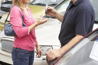 You can get a good car deal by researching the car at home first.