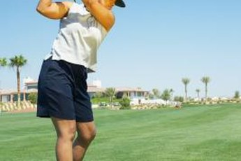 The golf swing is an athletic movement.