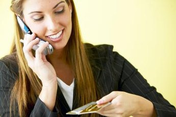 Your credit card provider may increase your credit limit upon request.