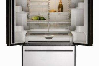 Larger fridges will typically cost more to install.
