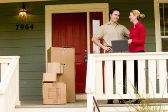 Choose a home in a comfortable price range for your budget.