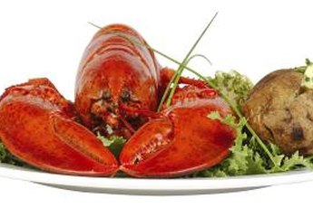 Lobster meat contains all the essential amino acids, including tryptophan.