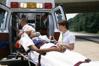 More females continue to join the life-saving EMT ranks each year.