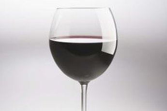 Red wine may have heart benefits, but limit consumption to one to two drinks per day.