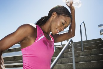 Can Running Tighten Stomach Muscles?