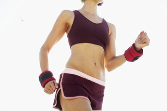 Wrist Weights Exercises