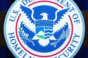 The Department of Homeland Security oversees U.S. employment eligibility.